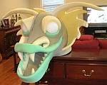 Dragon's Head - prop